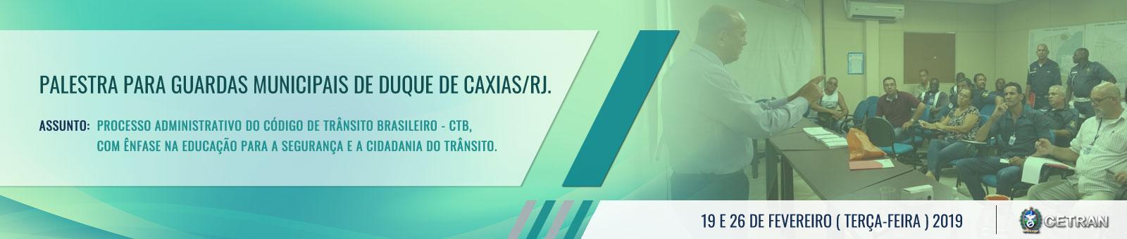 PALESTRA INTERATIVA SOBRE O PROCESSO ADMINISTRATIVO DO CTB, ETC.