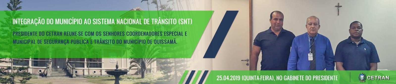 Reunião SNT - Quissamã